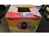 Bosch Tassimo Vivy TAS1202GB 2 Cups Coffee & Espresso Combo - Real Black