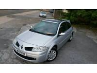 57 REG MEGANE 1.5 DIESEL,£30 tax per year, NEW CAMBELT NEW WATERPUMP EXCELLENT RUNNER, BARGAIN !!