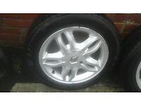 renualt clio alloy wheels