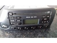 ford ka original cd player 6000cd