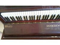 POHLMANN UPRIGHT PIANO needs uplifted