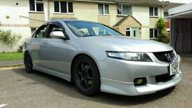 Honda Accord Type S, 2006, Facelift, CL9