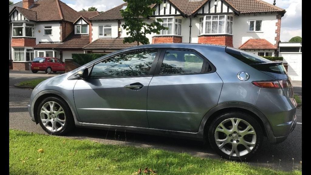 HONDA CIVIC CDTi, 2006, NEW MOT, 106k miles, VERY NICE.