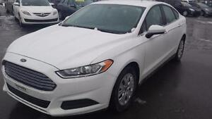 2013 Ford Fusion S AUTOMATIQUE