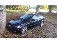 BMW 330 M Sport Spares or repairs