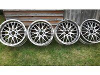 BMW BBS Alloy Wheel Rims