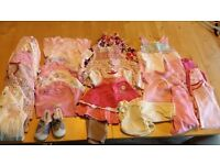 0-3 Months Girl's Spring/Summer Clothes Bundle