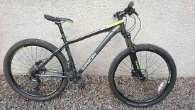 Saracen Mantra Pro mountain bike