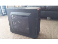 "Newly built GAMING PC for sale with two Acer 22"" Screens"