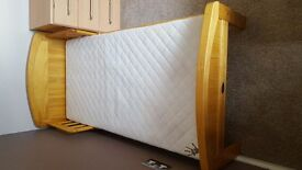 Toddler with mattress, good condition