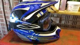 Motocross helmet - small