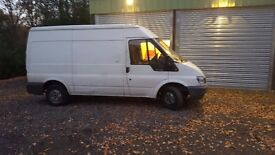 Ford transi mwb 2005 good van