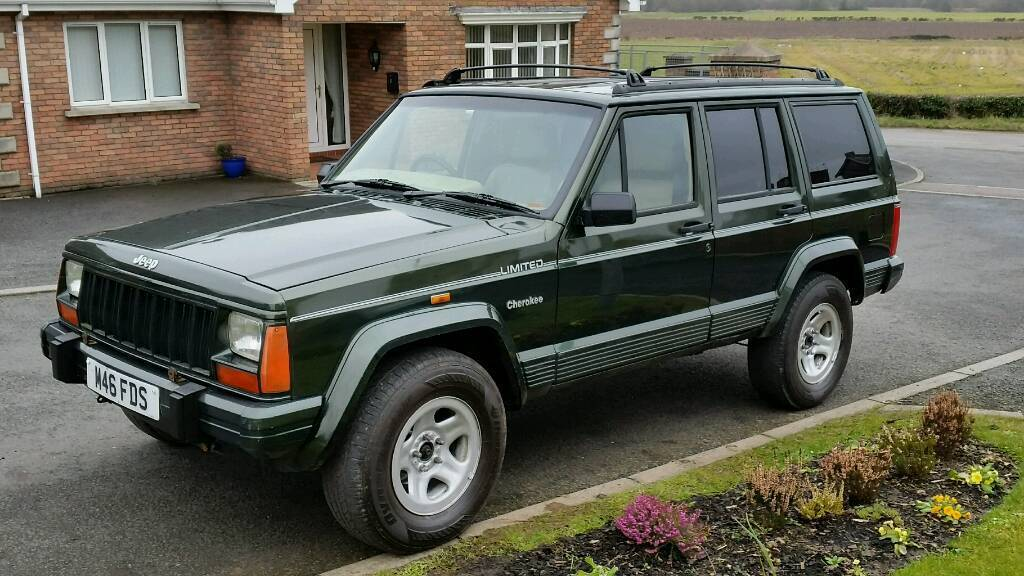 1995 jeep cherokee limited 4 0 4x4 american in moira county armagh gumtree. Black Bedroom Furniture Sets. Home Design Ideas