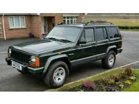 1995 jeep cherokee limited 4.0 4x4 american