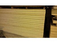 Insulation plasterboards Seconds 60ml plus 12.5 @ 40.00 each