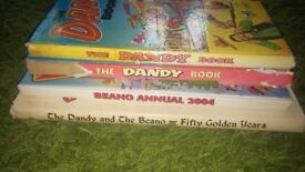 Dandy & Beano annuals