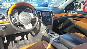 2012 Jeep Grand Cherokee Overland 4X4 | Navigation | Local Trade Kitchener / Waterloo Kitchener Area image 13