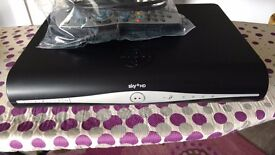 Sky HD box with built in wifi