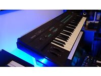 I'm selling my Yamaha dx7 classic 80s rare synth,good condition