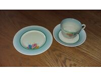 Newport Cup, Saucer and Plate