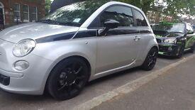 59, FIAT 500 SPORT , DIESEL , NEW MOT,EAST LONDON,07581796008