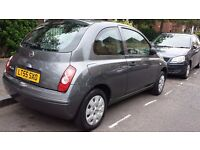 micra automatic, HPI clear, full sevice history