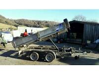 Ifor williams tipper 10 foot