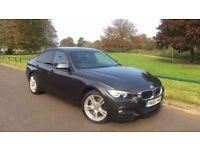 2015 BMW 320D M SPORT XDRIVE GREY AUTO LOW MILEAGE!! FACELIFT LCI!! PX/SWAP!!