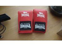 boxing mitts size medium new