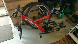 Bike spares or repair