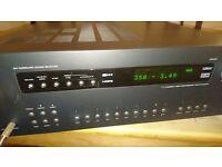 Arcam AVR 350 7.1 channel home cinema amplifier
