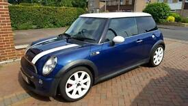 Mini Cooper S 53 plate low mileage