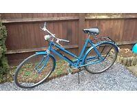 Vintage Classic Ladies Bicycle Bike
