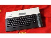Atari 800XL Secam Rose ***rare***