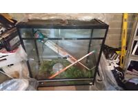 Reptile vivarium for sale