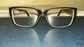 Porsche Titanium Frame Glasses . NEW