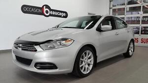 2013 Dodge Dart SXT 1.4  TURBO + CLIMATISATION + GROUPE ELECTRIQ