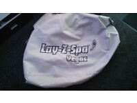 Lay-Z-Spa Vegas Leatherette Base Outer Cover