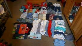 Boys 3-6months bundle of clothes