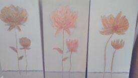 3 canvas prints