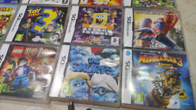 Nintendo DS Console and 24 games