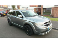 2009 DODGE JOURNEY MPV, 7 SEATER FOR SALE