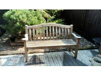 Garden bench (wood)