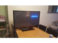"SAMSUNG 43"" 3D TV SPARES OR REPAIRS"