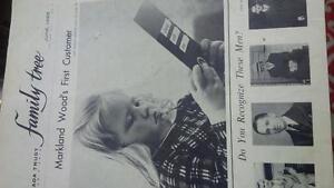 vintage collectable printed news London Ontario image 7