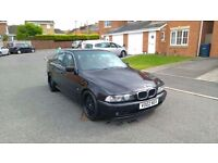 2002 bmw 525 turbo diesel automatic excellent driver bullet proof engines