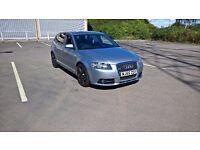 Audi A3 Sportback Quattro S Line TDI 2005 **REDUCED**