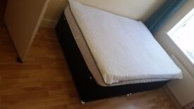 Very clean and tidy double bedroom rent near Wembley Central station £145 a week
