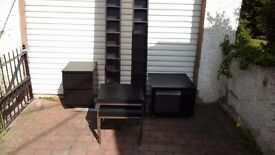 Selection of furniture in very good condition ,