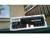 Corgi 1/50 Model Scania tipper W H Malcolm for sale  Whitburn, West Lothian